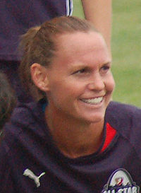 Soccer Quote - Christie Rampone Quote
