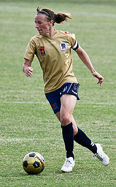 Soccer Photos - Joanne Peters