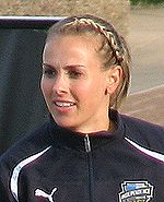 Soccer Quote - Heather Mitts Quote