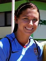 Soccer Photos - Alex Morgan