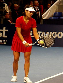 Tennis Photos - Li Na (Tennis) - Li Na at 2008 Fortis Championships Luxembourg