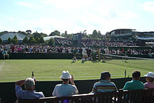 Tennis Photos - Wimbledon Championships - Court 10
