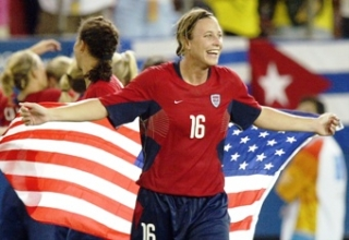 Soccer Video - Abby Wambach Video