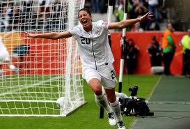 Olympics Quote - Abby Wambach Quote