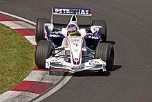 Motorsports Photos - BMW - BMW first entered Formula One as a full-fledged team in 2006.