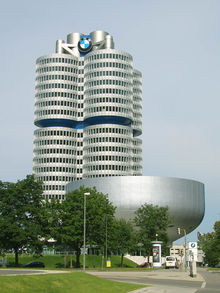 Motorsports Photos - BMW - BMW Headquarters in Munich