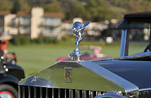 Motorsports Photos - Rolls-Royce Motor Cars - 1931 Rolls-Royce Phantom II