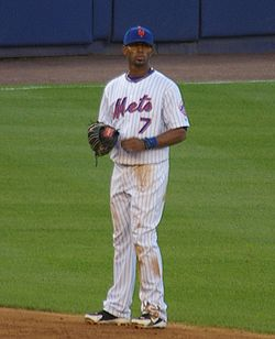 Baseball Photos - Jose Reyes (Shortstop)