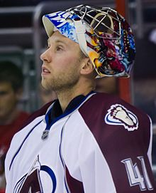 Hockey Photos - Craig Anderson (Ice Hockey)