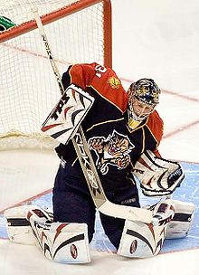 Hockey Photos - Craig Anderson (Ice Hockey) - Anderson during his time with the Panthers.