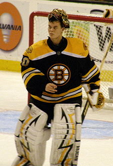 Hockey Quote - Tuukka Rask Quote