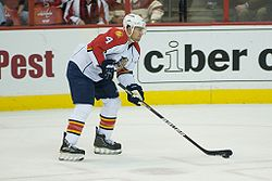 Hockey Photos - Dennis Seidenberg