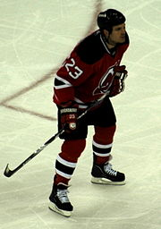 Hockey Photos - David Clarkson (Ice Hockey)