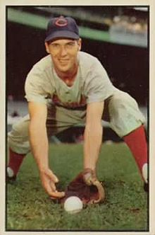 Baseball Photos - Bobby Adams