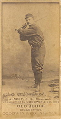 Baseball Photos - Gus Alberts