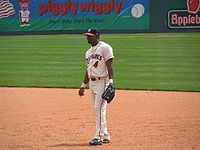 Baseball Photos - Manny Alexander