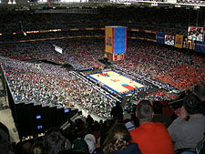 College Basketball Photos - 2005 NCAA Men's Division I Basketball Tournament - 2005 Final Four
