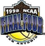 College Basketball Photos - 1998 NCAA Men's Division I Basketball Tournament - 1998 Final Four logo