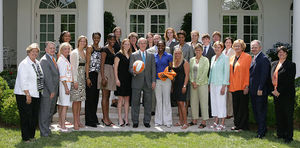 College Basketball Photos - 2008 NCAA Women's Division I Basketball Tournament - The University of Tennessee Lady Volunteers