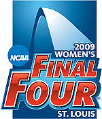 College Basketball Photos - 2009 NCAA Women's Division I Basketball Tournament - 2009 Women's Final Four logo