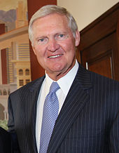 Basketball Photos - Los Angeles Lakers - Hall of Famer Jerry West led the team to nine NBA Finals appearances in the 60s and 70s.