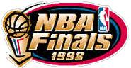 Basketball Photos - 1998 NBA Finals Men's Basketball