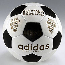 Soccer Photos - 1970 FIFA World Cup - <i>Telstar</i>