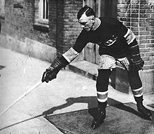 Hockey Photos - 1919 Stanley Cup Finals - Montreal player Joe Hall eventually succumbed to pneumonia.