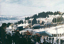 Olympics Photos - 1968 Winter Olympics - Site of Chamrousse (1968)