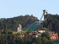 Olympics Photos - 1976 Winter Olympics - Bergisel in 2004