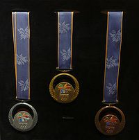 Olympics Photos - 1998 Winter Olympics - The silver