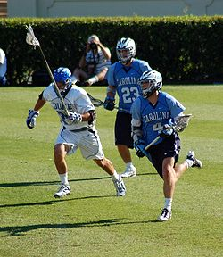 Sports Photos - 2009 NCAA Division I Men's Lacrosse Championship - Duke and North Carolina met twice earlier in 2009