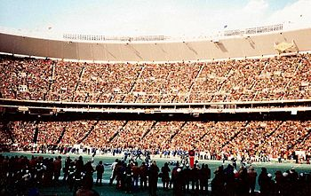 Football Photos - 1980-1981 NFL Playoffs - 1980 NFC Championship Game.
