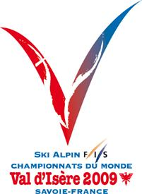 Sports Photos - 2009 FIS Alpine World Ski Championships - Logo of FIS Alpine World Ski Championships 2009