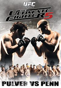 Sports Photos - 2007 The Ultimate Fighter 5 Finales - A poster or logo for The Ultimate Fighter 5 Finale.