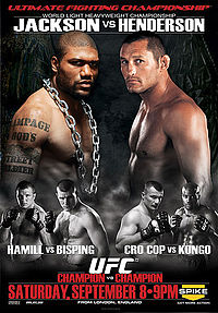 Sports Photos - 2007 UFC 75 Champion Vs. Champion - A poster or logo for UFC 75: Champion vs. Champion.