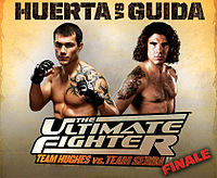 Sports Photos - 2007 The Ultimate Fighter: Team Hughes Vs Team Serra Finale - A poster or logo for The Ultimate Fighter 6 Finale.
