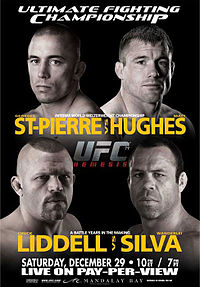 Sports Photos - 2007 UFC 79 Nemesis - A poster or logo for UFC 79: Nemesis.