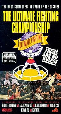 Sports Photos - 1994 UFC 2 No Way Out - A poster or logo for UFC 2: No Way Out.
