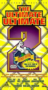 Sports Photos - 1996 UFC Ultimate Ultimate - A poster or logo for Ultimate Ultimate 1996.