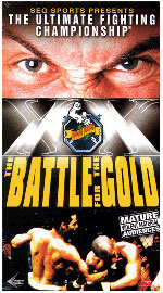 Sports Photos - 1999 UFC 20 Battle For The Gold - A poster or logo for UFC 20: Battle for the Gold.