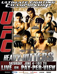 Sports Photos - 2005 UFC 53 This Time It's Personal - A poster or logo for UFC 53: This Time It's Personal.
