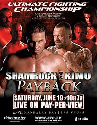 Sports Photos - 2004 UFC 48 Payback - A poster or logo for UFC 48: Payback.