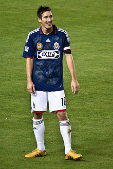 Soccer Photos - C.D. Chivas Usa - Sacha Kljestan played a major role for Chivas USA from 2006-2010