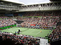Tennis Photos - 2007 Australian Open - Women's singles fourth round match at Vodafone Arena on day six of the 2007 Australian Open.