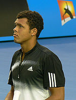 "Tennis Photos - 2008 Australian Open - Tsonga stunned the tennis world by reaching the final.<sup id=""cite_ref-Tsonga_46-1"" class=""reference""><a href=""#cite_note-Tsonga-46""><span>"