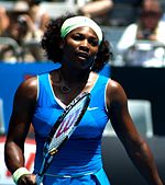 Tennis Photos - 2009 Australian Open - Serena Williams won the event for the fourth time