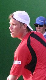 Tennis Photos - 1999 Australian Open - Kristian Pless won both the singles and the doubles titles