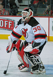 Hockey Photos - 1990 NHL Entry Draft - Martin Brodeur headed into the 1990 NHL Entry Draft as the third-ranked goaltender