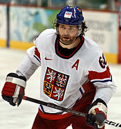 Hockey Photos - 1990 NHL Entry Draft - Jaromir Jagr was considered one of the top prospects despite being unranked by NHL Central Scouting